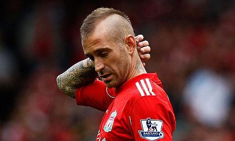 12 million Pound + Yossi Benayoun = Raulo Mereiles : Liverpool