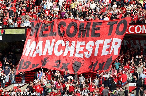 Football Chant: Manchester United