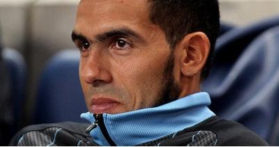 Manchester City in Tevez an hrem