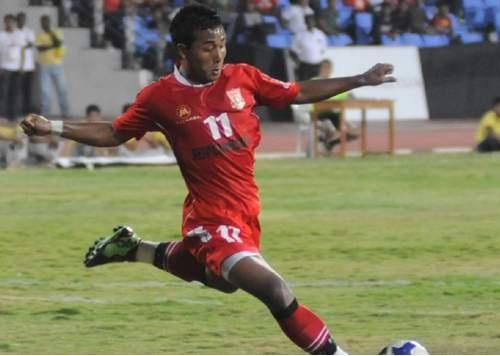 I-League : Didika Man of the Match