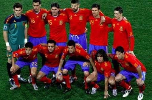 FIFA ranking thar berah India 160 na. Spain an sâng fal tual tual.