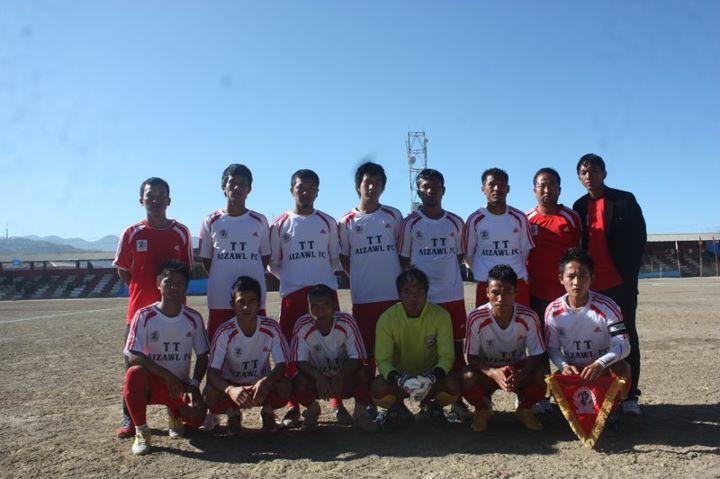 20th Royal Gold Cup 2011: Tluanga Goal khat hmangin Aizawl FC in Semi-Final an thleng ta.