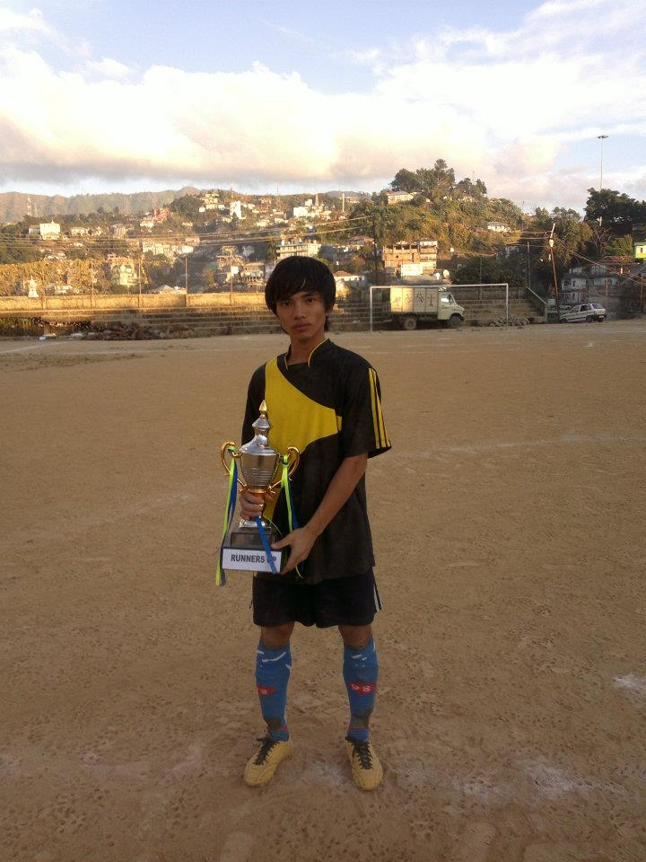 Saiha-ah EM Football Running Trophy…