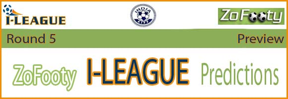 I-League Predictions: R5 – India Jersey dawng turin predict leh theuh ang u!!!