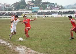 I-league GW 3: Lajong chaklo, Mahlima goal 2