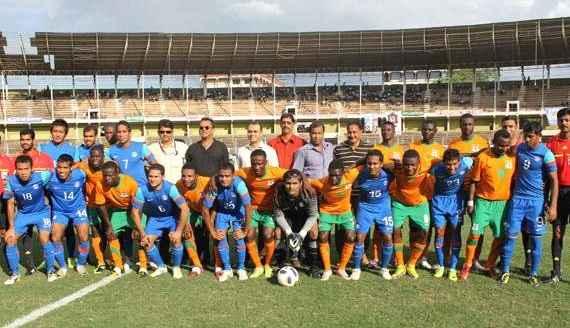 Zambia lakah India an zawr!