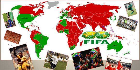 International friendly leh WC Qualifying Results