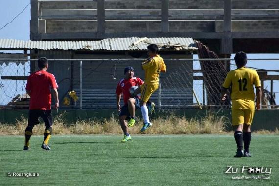 Aizawl Fc Managing Board lak ah Zofooty XI 4-3 in a tlawm!!!