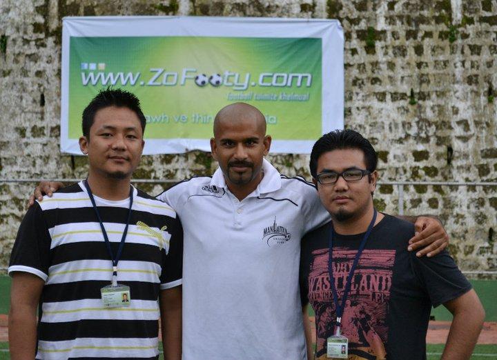 Lajong Coach Pradhyum Reddy Kawmna