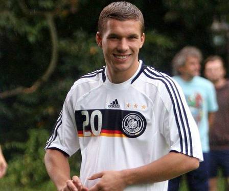 Arsenal ah Lukas Podolski?