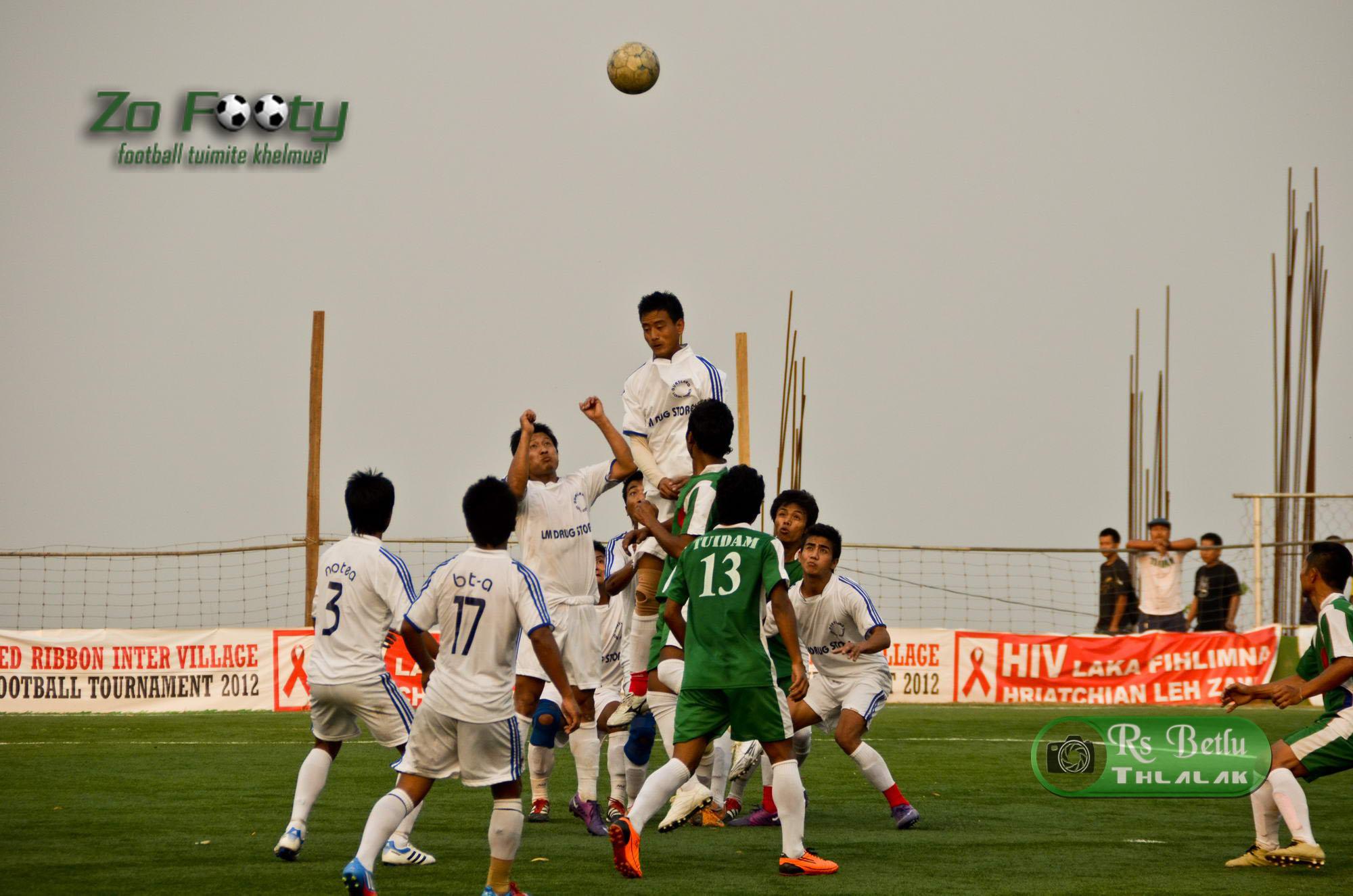 Reb Ribbon Semi Final Tuidam vs Durtlang 2nd Leg In Pictures