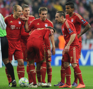 Ribery-a'n Robben a hnek?? Bayern-ah Robben a nghet tawh lo em ni…??
