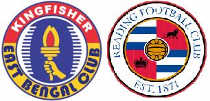 East Bengal leh Reading FC inthlunzawm dawn