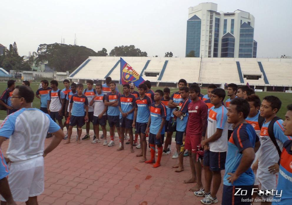 India U-22 squad thlitfim leh a ni, Mizo 4 an la awm e !