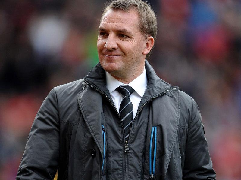 Liverpool-in An Manager Thar Atan Brendan Rodgers An Ruat
