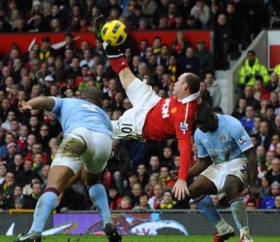 Kum 20 chhunga Premier League goal mawi ber : Rooney-a goal