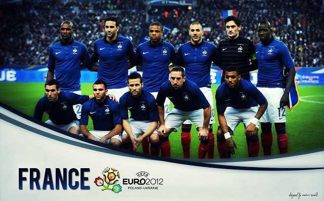 France Euro 2012 Provisional Squad: Kaboul, Sagna leh Abidal tel lohna France squad chu