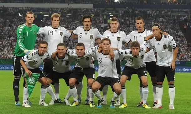 Germany Euro 2012 provisional squad: Midfield mawlh mai hi