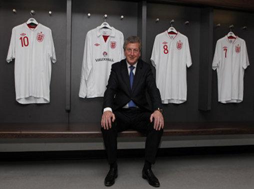 Roy Hodgson-a'n England Squad a puang ve ta.