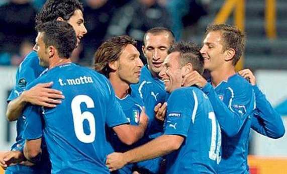 Euro 2012 ITALY squad: Match fixing buaina karah Italy an ṭha dawn