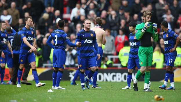 Sunderland 0-1 Manchester United : United Tan 3 Points  A Tawk Zo Lo!!!