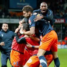 French Ligue 1 Champion Montpellier HSC