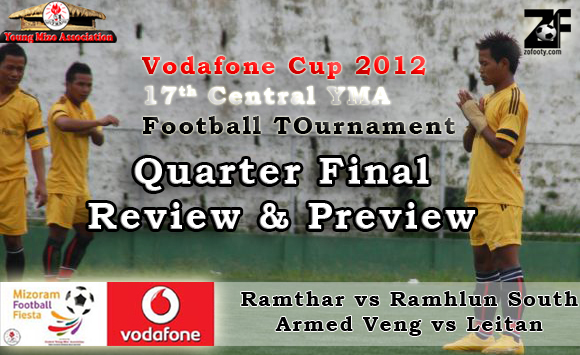 Central YMA Football : Quarter Final Review & Preview