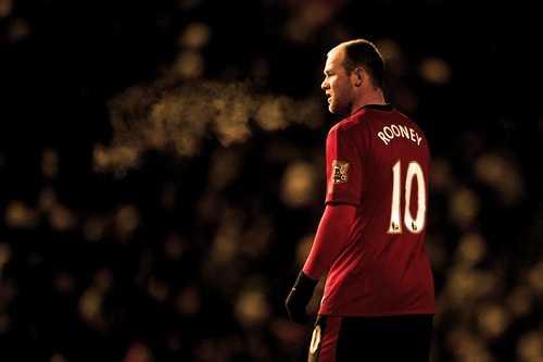 Premier League history-ah Rooney 'jersey' hralh tla ber