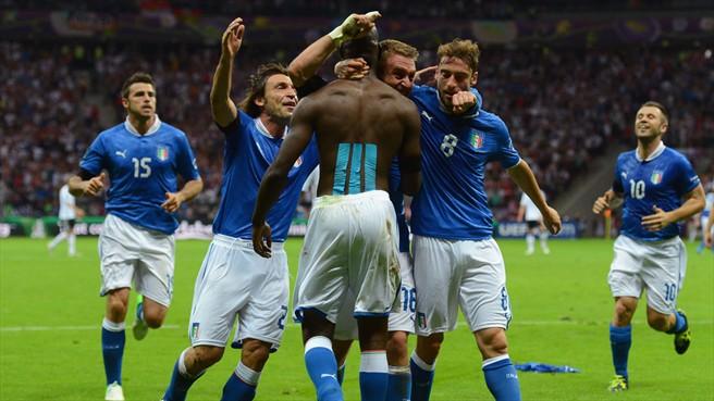 Balotelli goal 2 hmang in Italy in final an lut.