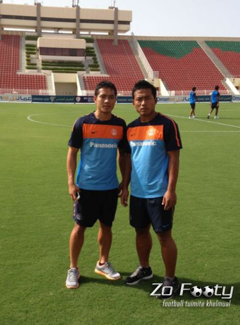 AFC U-22 Qualifiers : India-in Lebanon an sawp. Jeje-a'n goal 2 a thun !