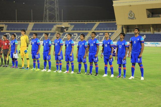 AFC U-22 Qualifiers : Iraq 2-1 India