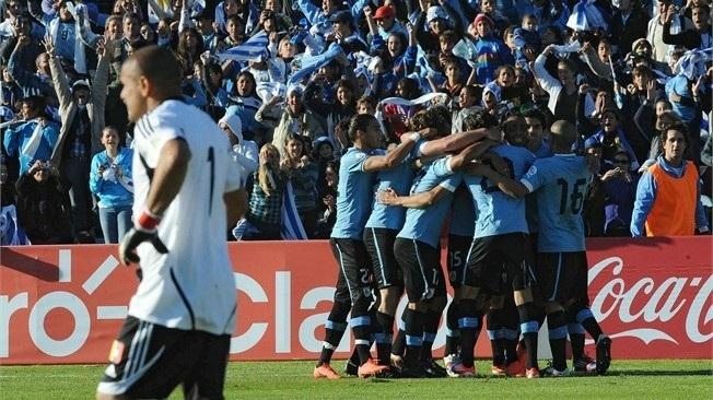FIFA ranking tharah Uruguay pahnihna. Portugal an tlahniam
