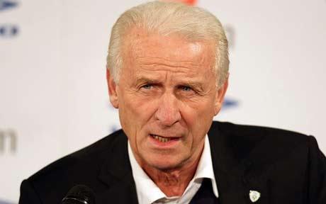 Euro 2012 : 'The Trap' Tan Record