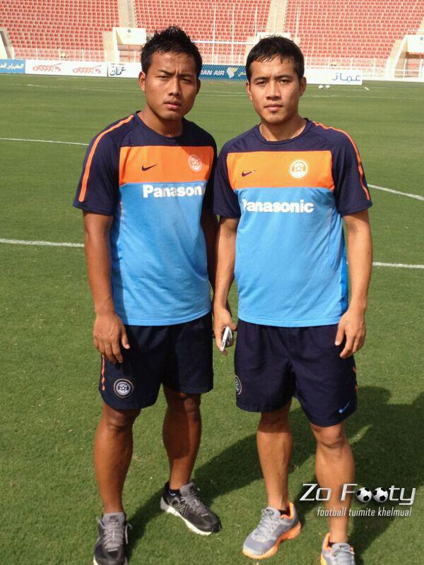 India Senior team-ah Didika leh Jeje-a
