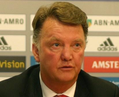 A vawihnihnan Dutch Coach-ah Louis van Gaal
