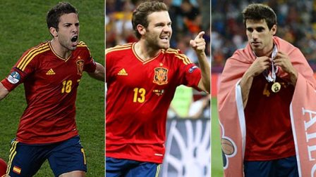 Euro champion Spain in Olympic squad an puang