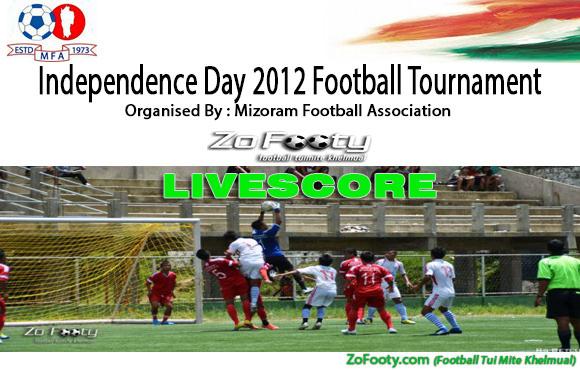 Livescore : I-DAY Invitation Tournament 2012
