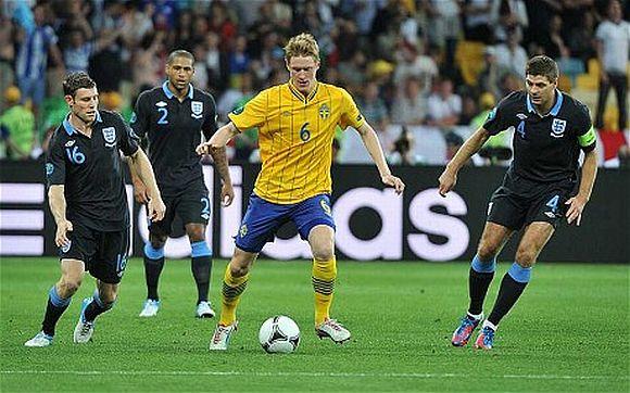 Swedish International Rasmus Elm-CSKA Mocow-ah a lut !