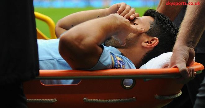 Manchester City: Aguero leh Barry an dam ṭep tawh