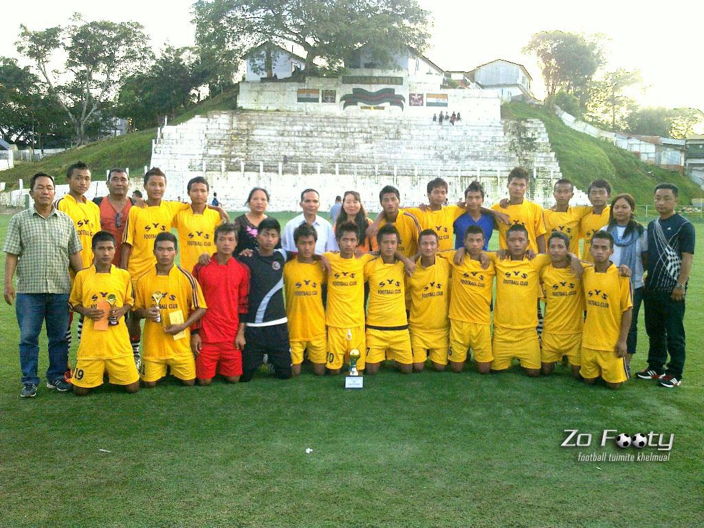ADFA 1st Division-ah SYS FC, 2nd Division-ah Bethlehem Vengthlang FC an champion !