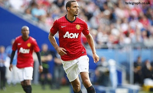 Rio Ferdinand a inhliam. Tlarhnungah Man United an indaih lo.