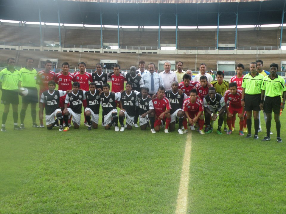 Federation Cup : Aizawl FC chak lo nghal !