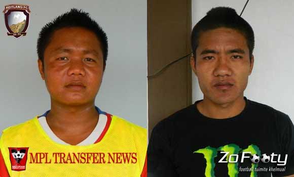 MPL Transfer News : Reitlang FC in Lalnuna leh Ricky-a an la!