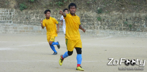 Dinthar FC in Tezawka an lalut !