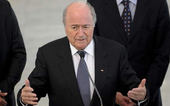 """""""Ka ngaihdanah chuan Spain national team ami in Ballon d'Or an dawng tur a ni"""" – Sepp Blatter"""