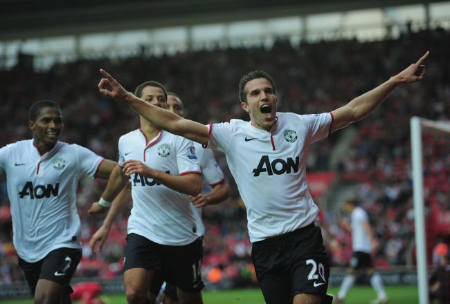 Southampton 2 – 3 Manchester United: Sir Alex-a hnuaia league game 1000naah RvP hattrick hmangin United an lawm!