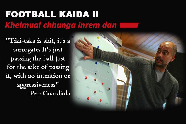 Football Kaida 2: Khelmual chhunga inrem dan