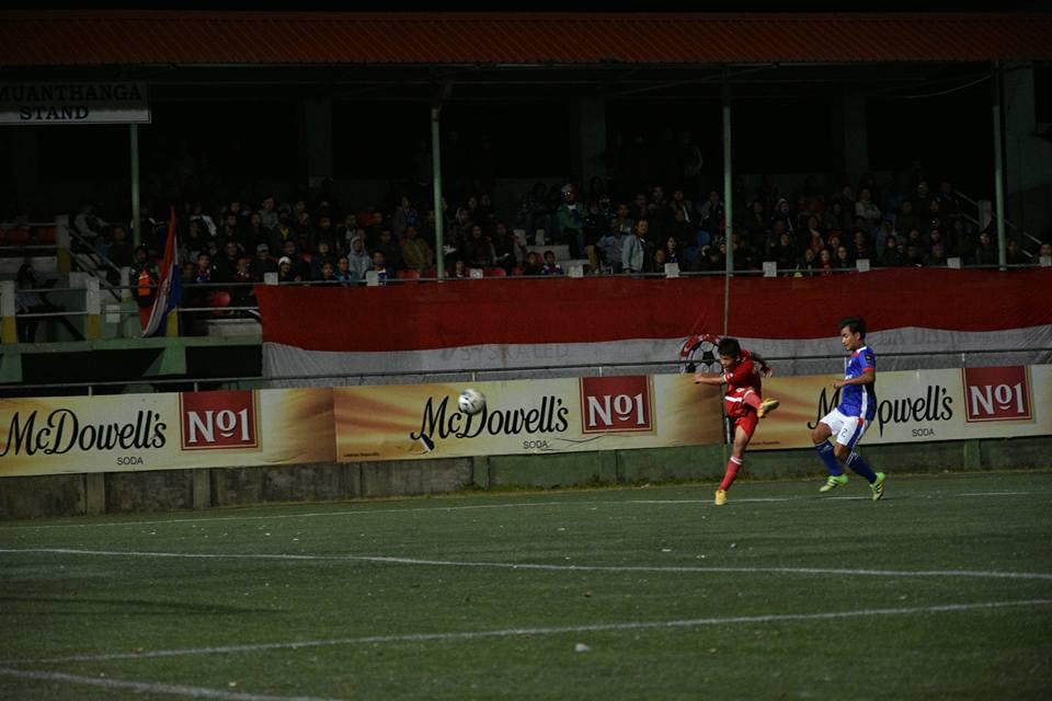 Chanmari FC-in Aizawl FC an hlau – Rooney Opa