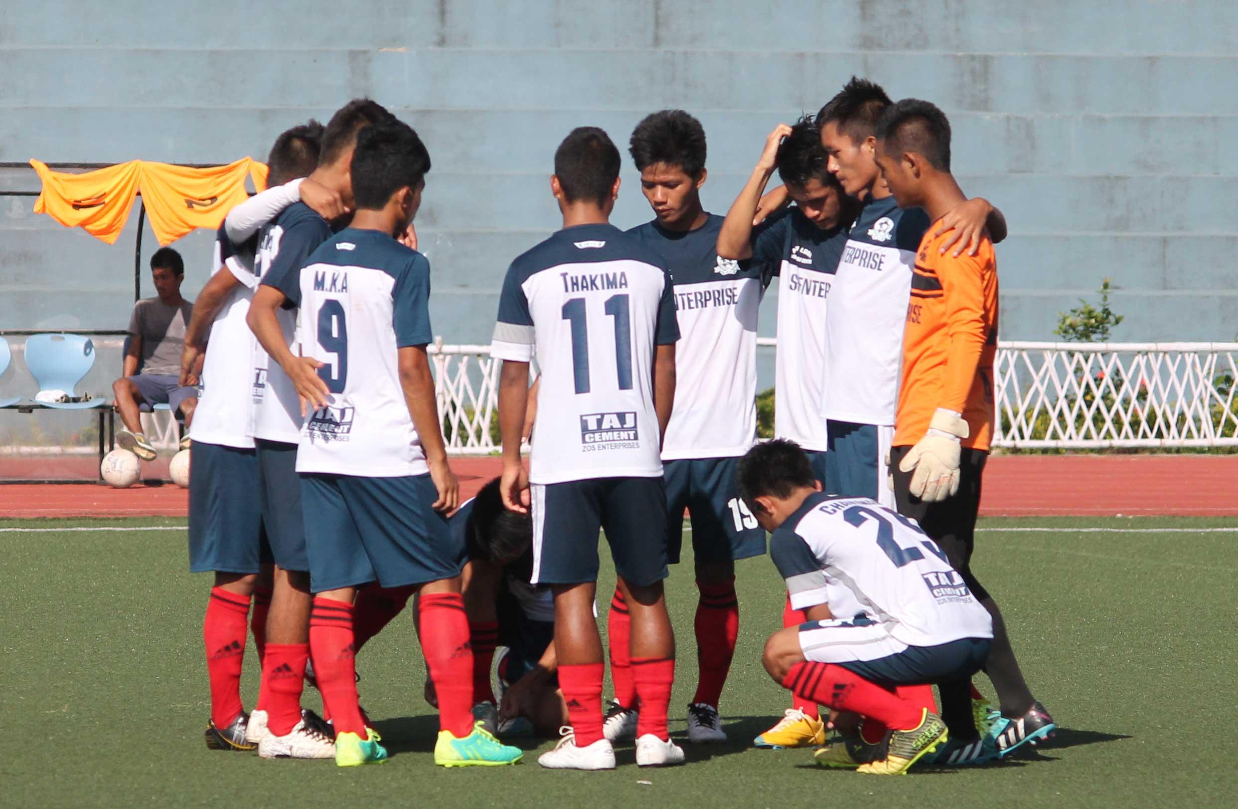 Zaninah MPL U18 Final