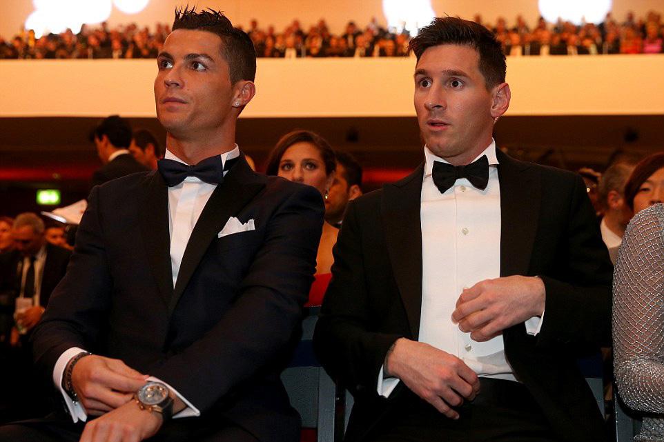 FIFA shortlist-ah Ronaldo leh Messi langsar